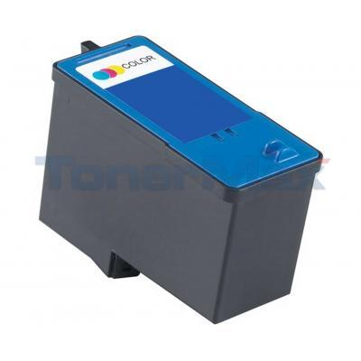 DELL 968 PRINT CARTRIDGE COLOR HY